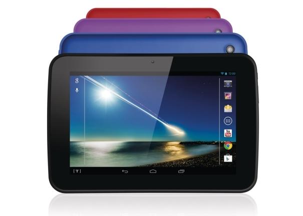 "Tesco представил в Великобритании 7"" планшет Hudl по цене £119"