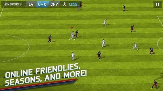 Игры на андроид фифа FIFA Ultimate