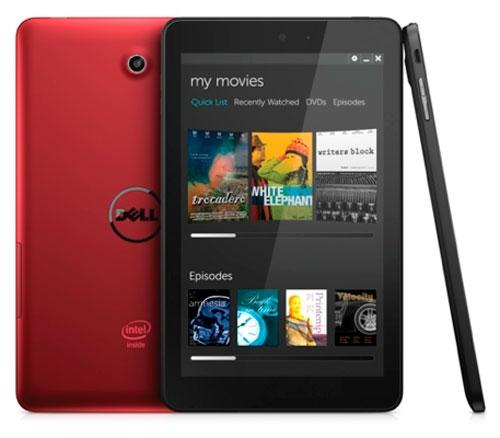 Анонсированы недорогие планшеты Dell Venue 7 и Venue 8 на Android