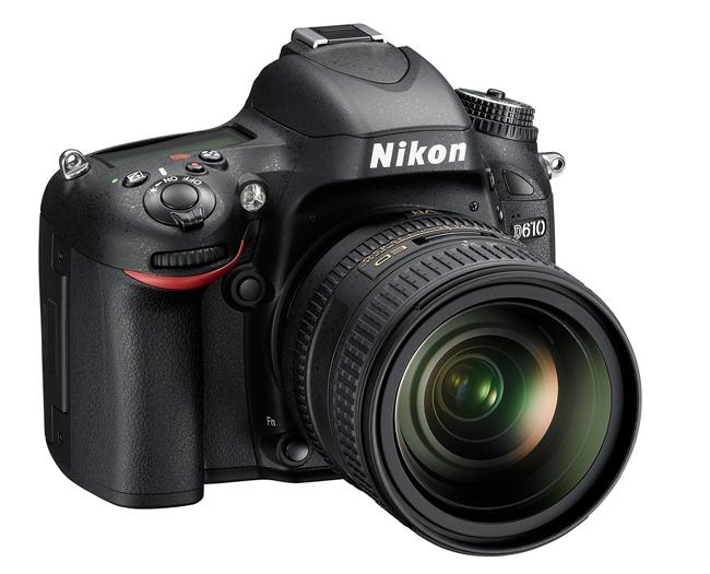 Новинки фирмы Nikon на 2013 год