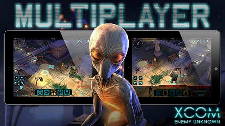 В IOS версии XCOM: Enemy Unknown добавили мультиплеер.