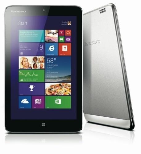 "Анонсирован 8"" планшет Lenovo Miix 2 на Windows 8.1"