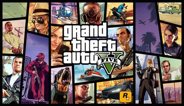 ПК-версия Grand Theft Auto V засветилась в драйверах AMD Catalyst