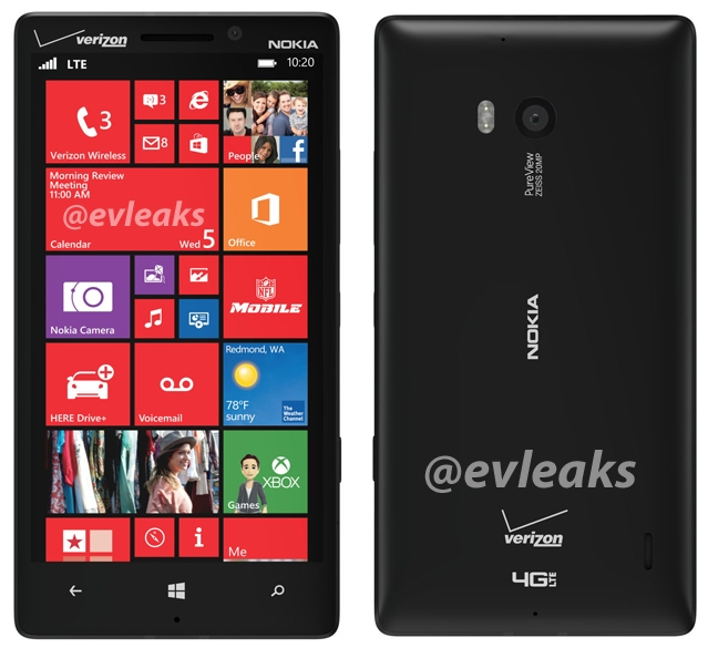 Nokia Lumia 929 Black