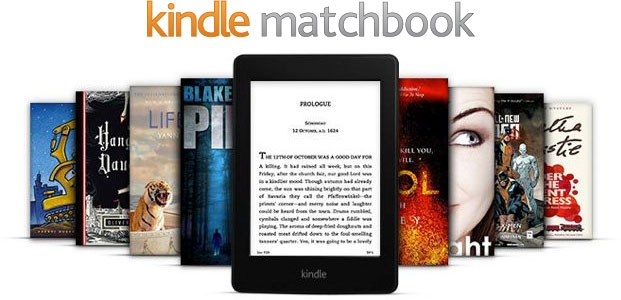 Amazon ����������� Kindle MatchBook � ������ �������� ����� ��������� �������� ����