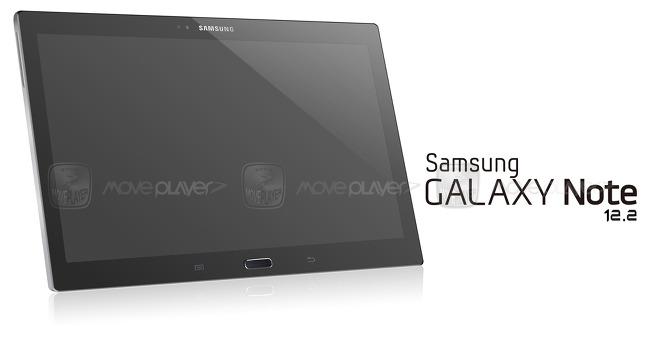Сведения о Samsung Galaxy Note 12.2 появились в бенчмарке AnTuTu