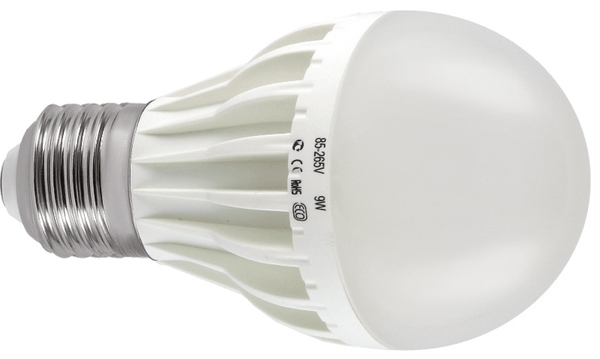 Лампочка ASD LED-A60-Standard 11W 3000K 160-260V E27 4690612001739