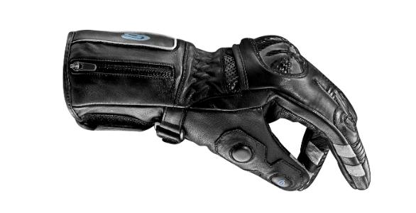 BearTek: перчатки для дистанционного управления смартфоном и экшен-камерой
