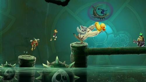 xrayman legends.jpg.pagespeed.ic.X6Kqg3lRg9 Платформер Rayman Legends выйдет на PS4 и Xbox One в феврале