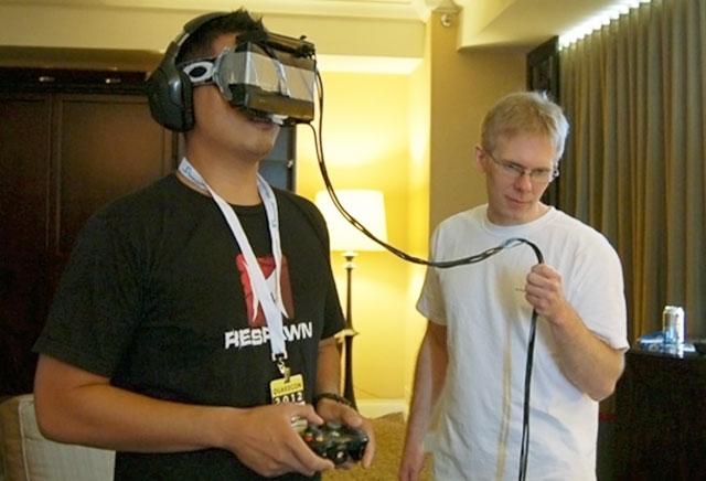 Oculus считает консоли ограниченными для развития виртуальной реальности