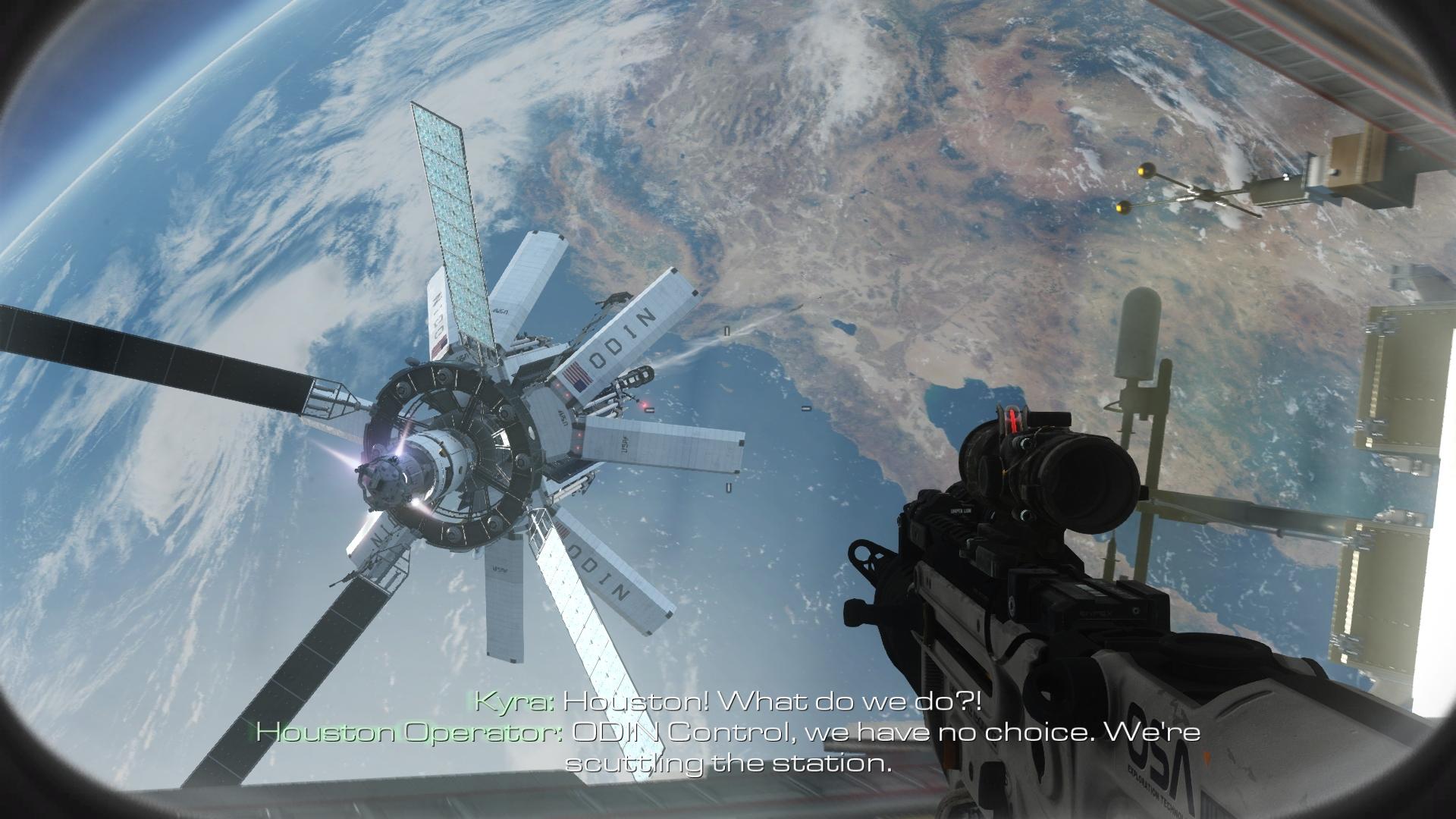 Call of Duty: Ghosts — успех неизбежен. Рецензия