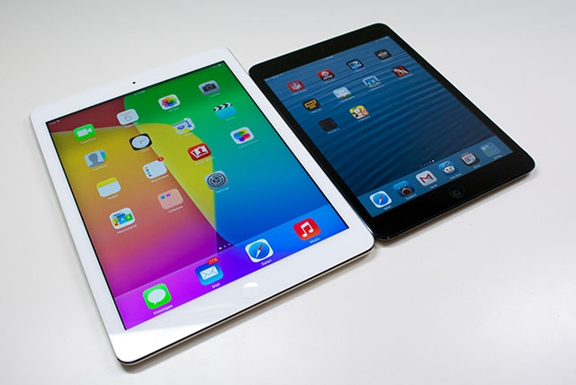 Новые iPad испытали на прочность