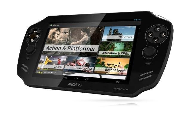 Игровой планшет ARCHOS GamePad 2 поступил в продажу