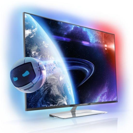 Телевизор Philips Elevation: парящий в сиянии света