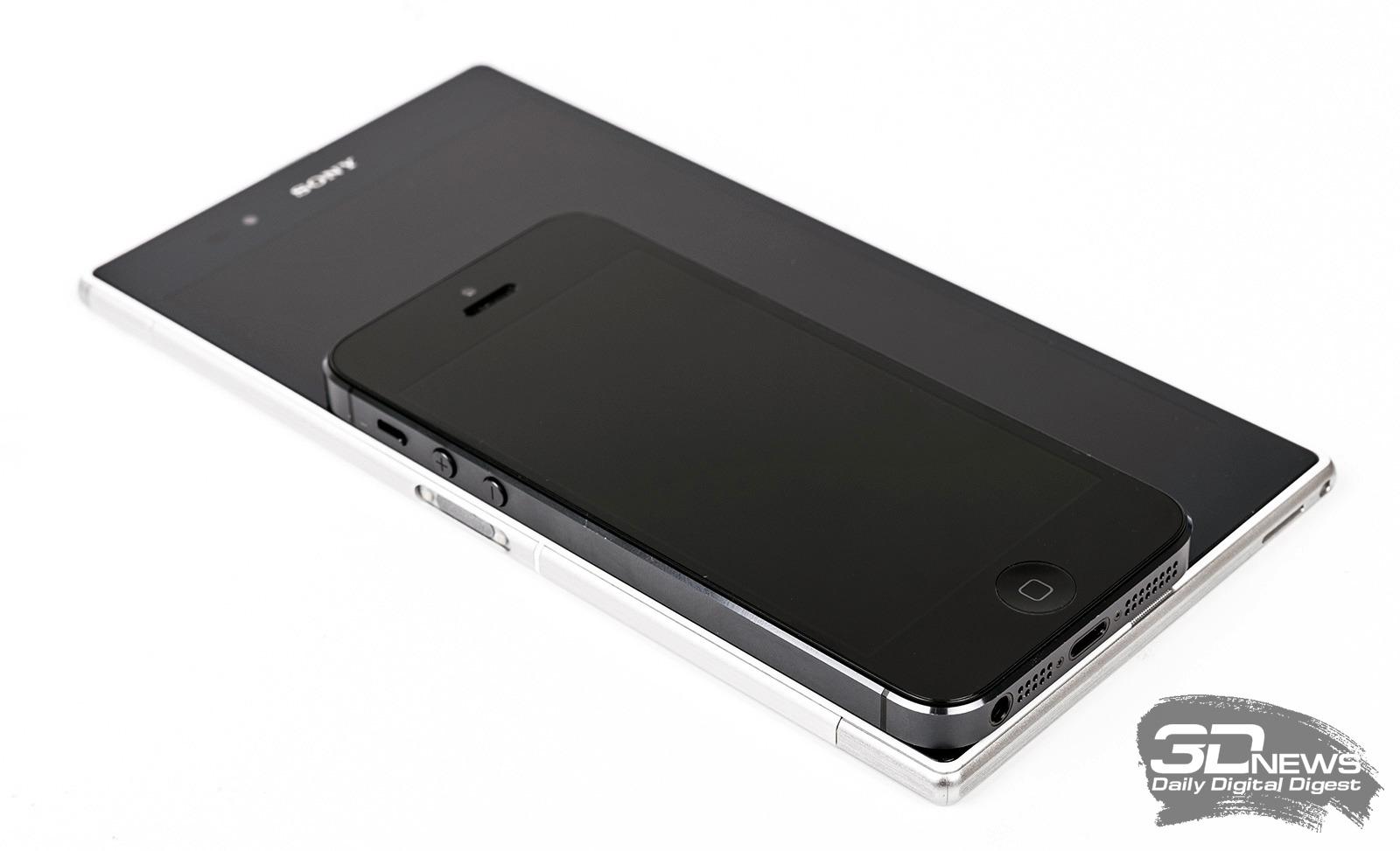 Технические характеристики Sony Xperia Z Ultra