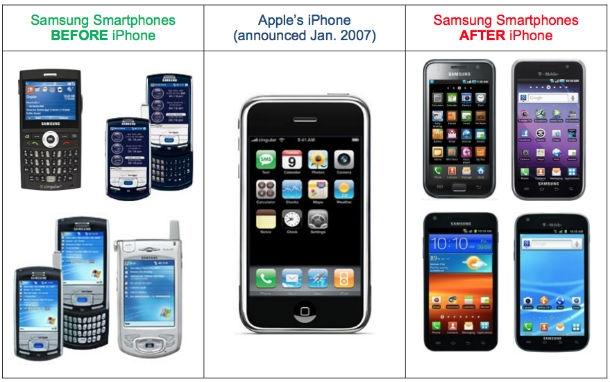 Samsung потребовала аннуляции судебного процесса по иску Apple