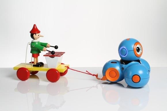 Роботы Play-i обучат программированию даже младенцев