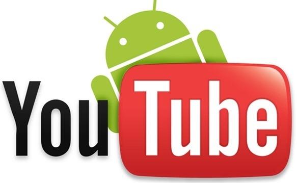 Приложение YouTube для мобильных устройств позволит слушать аудиофайлы