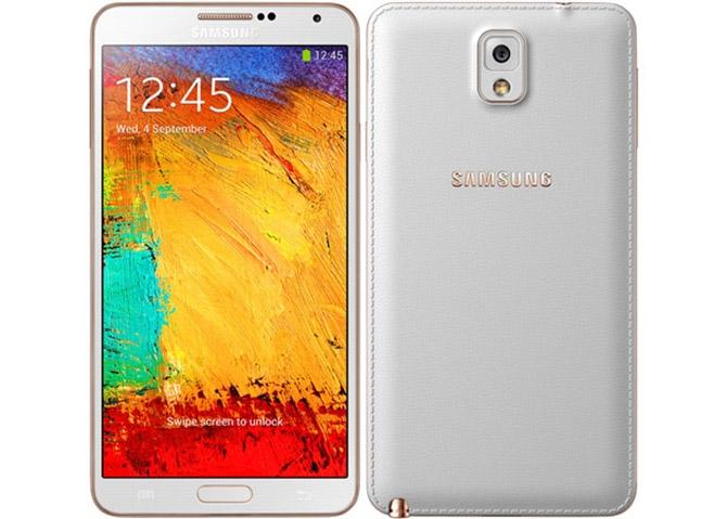 Samsung официально объявила о расширении цветовой гаммы Galaxy Note 3