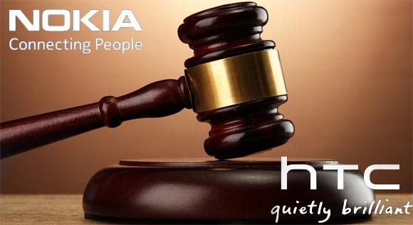 Nokia выиграла иск у HTC