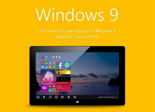 Windows 9 может получить обновленный стартовый экран