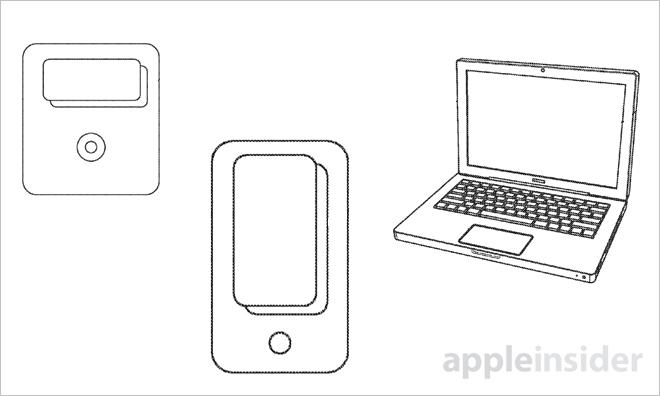 Apple патентует технологию изготовления изогнутых сенсорных дисплеев