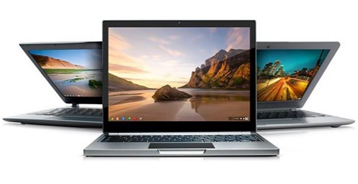 Бюджетный ноутбук от Dell под управлением Chrome OS