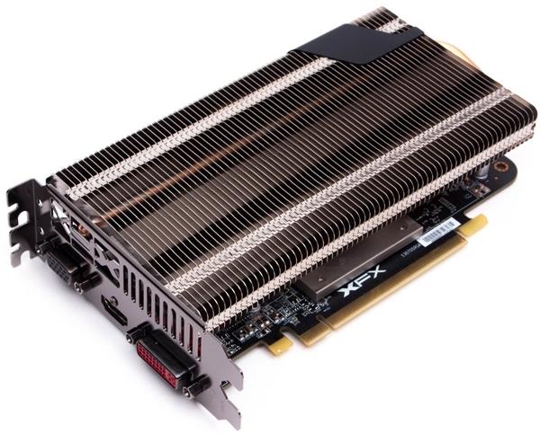 Пассивно охлаждаемые Radeon R7 250 и Radeon R7 240 от XFX