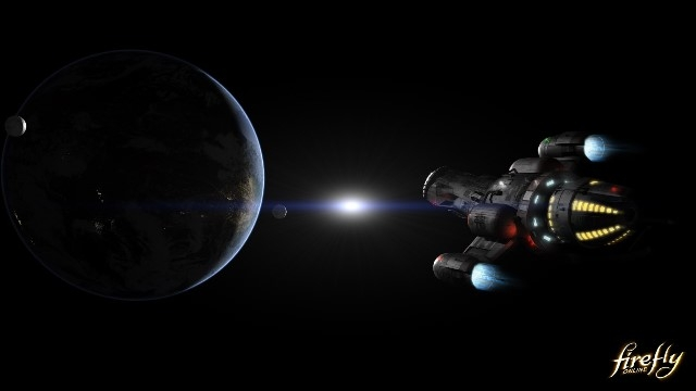 По телесериалу Firefly выйдет онлайн игра летом 2014 года!
