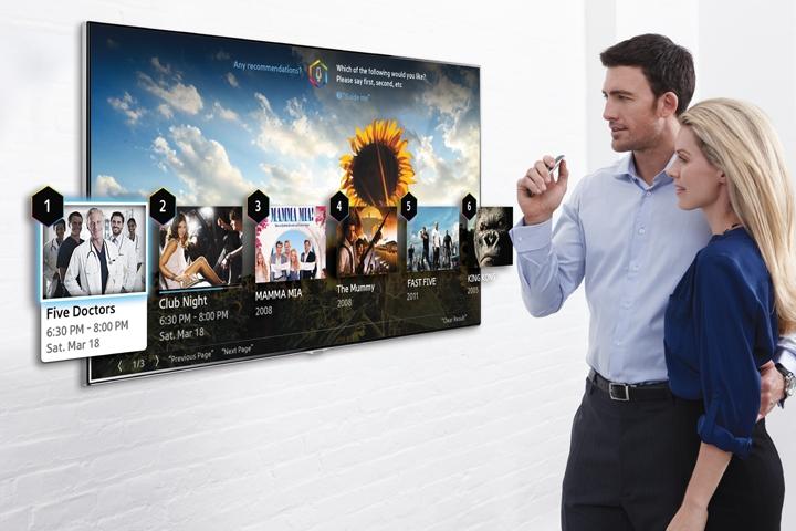 Новое поколение «умных» телевизоров