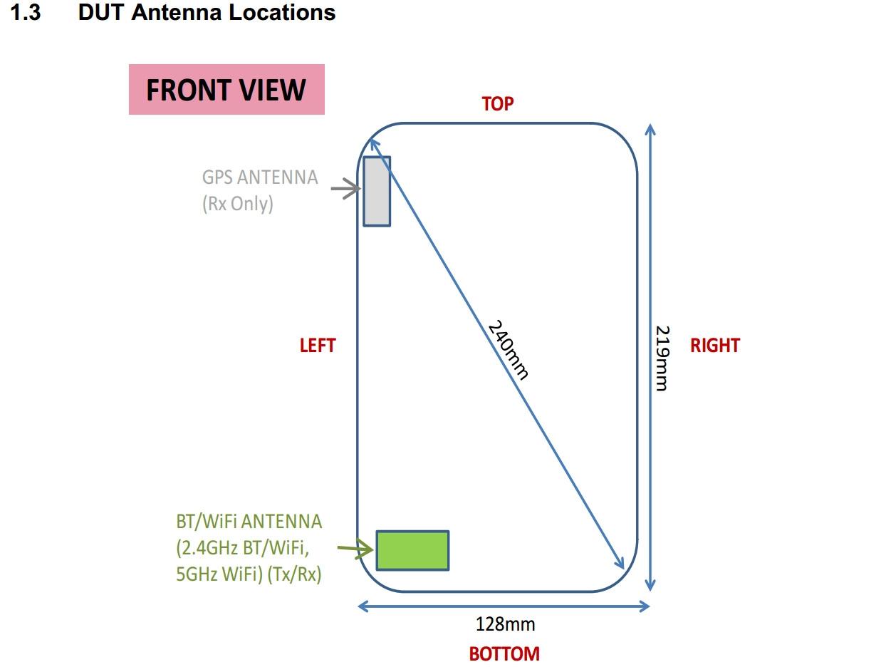 Планшет Samsung Galaxy Tab Pro 8.4 SM-T320 поступил на тестирование в FCC