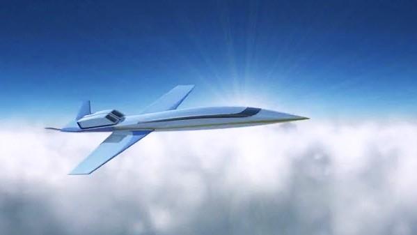Spike S-512: первый в мире сверхзвуковой бизнес-самолёт / Новости ...
