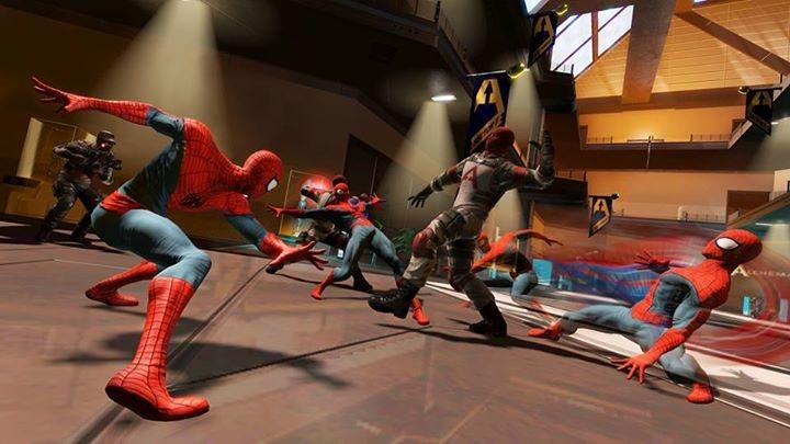 Activision сняла с продажи цифровые версии своих игр о супергероях ...