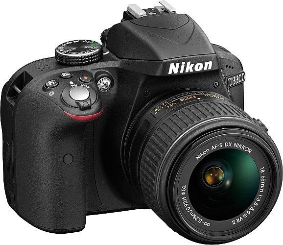 CES 2014: Nikon анонсировала зеркалки D4S и D3300, а также два новых объектива