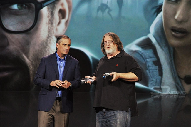 На CES 2014 альянс Wintel слабеет: Intel представила Dual OS и поддерживает SteamOS