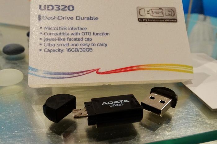 CES 2014: модули памяти DDR4 и твердотельные накопители ADATA