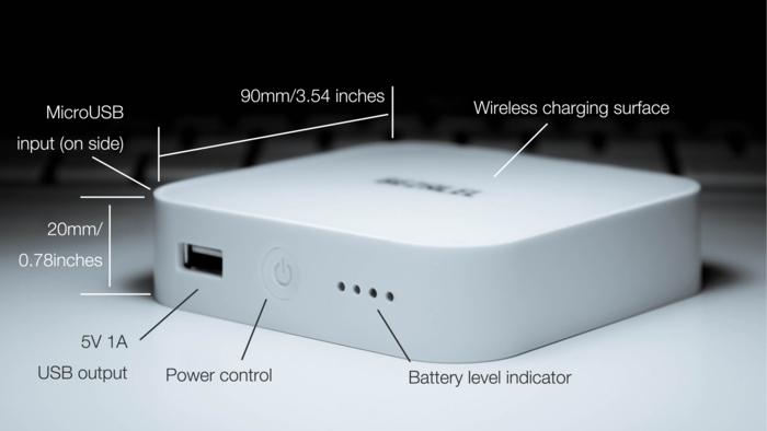 Аккумулятор для ark s451 - f974