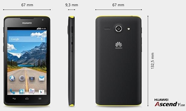 Huawei Ascend Y530   небольшая звонилка