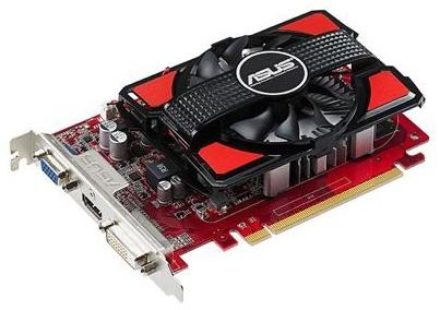 Radeon R7 250X от Asus