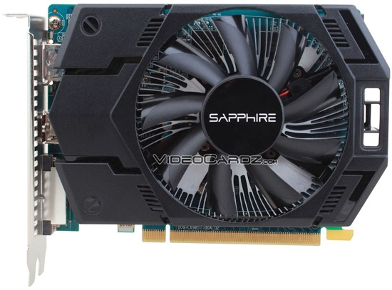 Radeon R7 250X от Sapphire