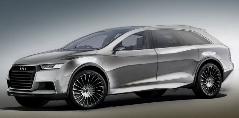 Электрокар Audi Q8 e-tron SUV преодолеет 600 км без «дозарядки ...