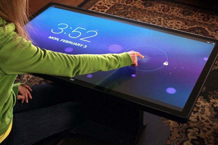 Android ideum platform 46 60 - Table basse ordinateur ...