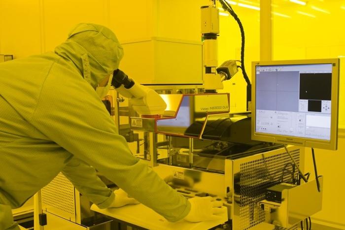 новых микросхем,