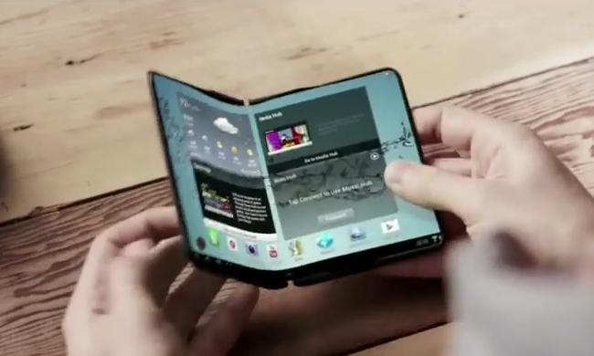 MWC 2014: Samsung может показать «первый в мире гибкий планшет»