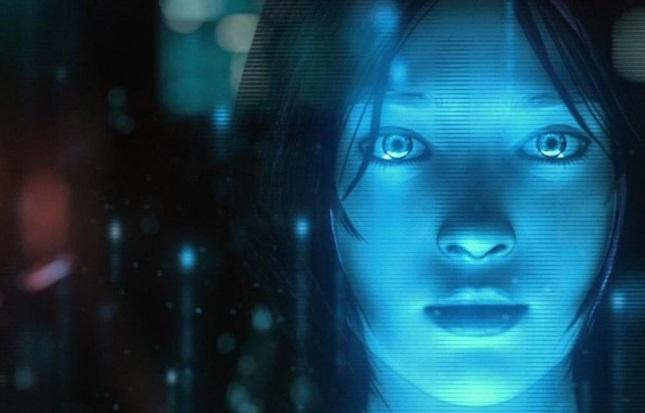После установки Cortana на
