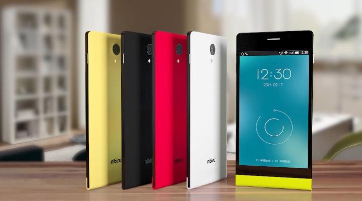 Nibiru Mars One H1   самый дешевый 8 ядерный смартфон с FullHD дисплеем