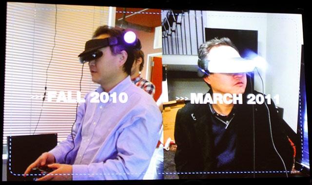 Некоторое прототипы, тестируемые Sony во время разработки Project Morpheus (Kyle Orland, Arstechnica)