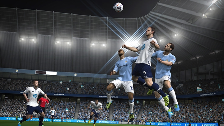 fifa14 xboxone 720 EA подготовила инфографику в честь пятилетия режима FIFA Ultimate Team