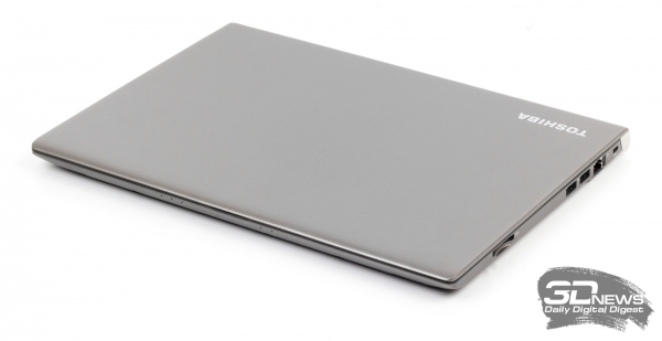 Toshiba Portege Z30-A-M5S: closed lid