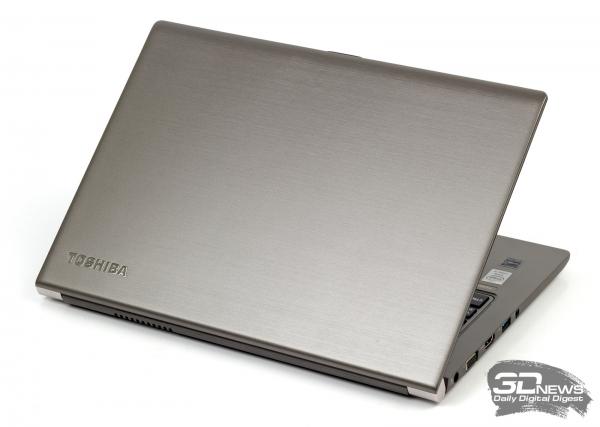 Toshiba Portege Z30-A-M5S: design